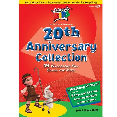 20TH ANNIVERSARY COLLECTION BY CEDARMONT KIDS (CD)